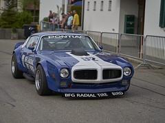 Pontiac Firebird (ivoräber) Tags: gp mutschellen cars car auto formel schweiz switzerland suisse vehicle oldtimer batis zeiss sony a7r3 systemkamera pontiac firebird