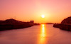 A golden path (evakongshavn) Tags: heaven heavenonearth heavenscape sunset sunsets colors colours colorful colourful water waterscape sun sunshine sunlight sunbeam sunrays wonderlandscape wonderfulworld wonderland earthswonder evavision golden goldenscape goldenlight pastel sky clouds northsea blahblahscape sundaylights stairwaytoheaven