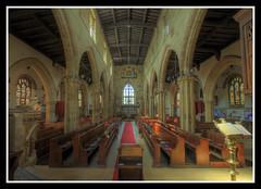 St Helens Nave (veggiesosage) Tags: ashbydelazouch leicestershire aficionados gx20 grade1listed church sthelens