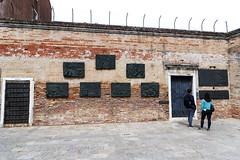 Holocaust Memorial Venice (dcnelson1898) Tags: venice italy ghetto jewish jew war ford worldwarii holocaust relegion persecution history memorial
