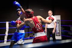 26953 - Uppercut (Diego Rosato) Tags: boxe boxelatina pugilato boxing nikon d700 2470mm tamron rawtherapee ring incontro match pugno punch montante uppercut