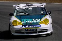 David Ashburn - Trackspeed - Porsche GT3 Cup a (Boris1964) Tags: 2005 porschecarreracupgb brandshatch