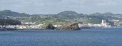 Panorama de Ponta Delgada, Açores, Portugal - 5954 (rivai56) Tags: pontadelgada açores portugal pt sonyphotographing a6000 panorama de