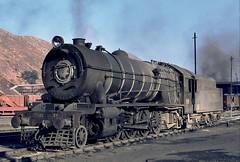 Indian heavyweight (Bingley Hall) Tags: india jhajha broadgauge steam engine locomotive xe 282 beardmore transport train transportation trainspotting rail railway railroad 22540 easternrailway