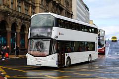 Lothian 551 SA15VUB (busmanscotland) Tags: lothian 551 sa15vub sa15 vub volvo b5lh wright eclipse gemini buses