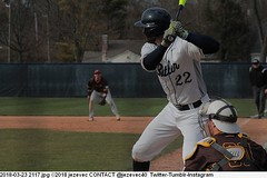 2018-03-23 2117 Baseball Valparaiso Crusaders  @ Butler University Bulldogs (Badger 23 / jezevec) Tags: 2018 20180323 valpo valparaiso crusaders butler butleruniversity honkbal baseball basebal béisbol hornabóltur pesapall bejzbal beisbuols bejsbol beysbol bejzbol besbol bezbòl beisbols beisbolas college university collegiate collège hochschule collegio università faculdade universidade colegio kollec kolej universiteit kolledž kolehiyo kollegio athlete athletics player game sports спорты спорт esporte spor sportovní olahraga laro urheilu sporter athlétisme leichtathletik atletismo atletika atletik atletiek palakasan yleisurheilu lúthchleasaíocht atletica atlētika friidrett atletyka riadha photo picture image