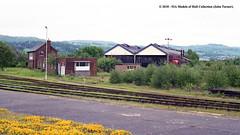 22/05/1997 - Llandudno Junction, Conwy, North Wales. (53A Models) Tags: britishrail dmu depot llandudnojunction conwy northwales train railway locomotive railroad