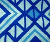 how any triangles do you see? (muffett68 ☺ heidi ☺) Tags: blue terry towel triangles