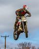 YZ In The Air (John Kocijanski) Tags: motocross motorcycle people vehicle race sport dirtbike canon70300mmllens canon7d
