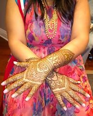 #touchofdimple #gtabrides #hennaartistintoronto #gtahennaartist #torontohennaartists #bramptonbridalmehandiartist #7enna #gigi_maes_vaidosas #mississughennaartist #bridalhennaartist #bramptonhennaartist #indian_wedding_inspiration #hennaartistintoronto #h (Dimple Shah) Tags: mehndi henna tattoo makeup airbrush fashion wedding dimpleshah
