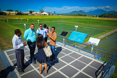 IMG_5616-15 (IRRI Images) Tags: papuanewguinea visit governor hon allan bird mp east sepik province papua new guinea