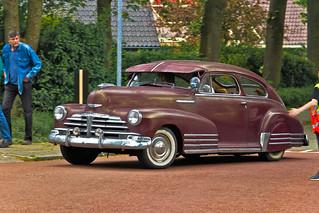 Chevrolet Fleetline 'Aerosedan' 1948 (8215)