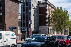 BOLTON STREET AT RUSH HOUR [TESTING SONY 70-200mm LENS IN FULL-FRAME AND CROP MODES]-140135 (infomatique) Tags: dublin ireland streetsofdublin sony a7riii 70200gmlens testing williammurphy infomatique streetsofireland telephoto may 2018 boltonstreet