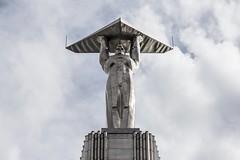 (ilConte) Tags: samara russia architettura statue glory glorymonument cccp soviet
