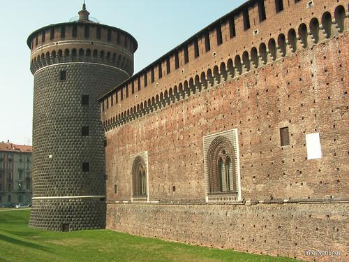 Замок Сфорца, Мілан InterNetri Italy 155