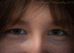 The Eyes of Lily (SoS) (13skies) Tags: eyes eyecatcher smileonsaturday lily sonyalpha100 sony portrait kids grandchild love youth young fun loving play