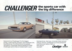 Challenger | GTA V (Stellasin) Tags: angeles gaming game beauty beautiful buildings blur car cars city clouds downtown engine weather reflection people flare fog graphics gtav gta grass hot highway photography sky los mods mountains motion road trees screenshot sun sunrise v water