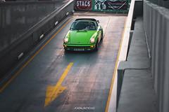 1975 Porsche 911 Carrera Targa (MrGriffo) Tags: porsche targa 1975 streetmaniacs parking lot nikon 50mm cabrio carrera auto photography nifty fifty