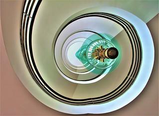 IG Metall Staircase - BERLIN - GERMANY
