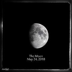 The Moon 5-24-2018 (Scott Stults) Tags: canon eos rebel t6i ef 70300mm f456 is usm manual mode moon night