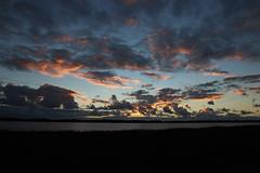 Bunbury Sunset (dbind747438) Tags: bunbury western australia wa town seaside coastal clouds sky sunset shilloette landscape river dusk