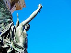 Lisboa | Lisbon | Lisbonne | Lisbona | Lissabon | Лиссабон (António José Rocha) Tags: portugal lisboa capital cidade monumento história obelisco independência restauradores restauradoresdaindependência escultura bronze liberdade património arte