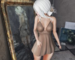 LOOK # 927 Mirror (MeigaBea) Tags: {limerence} bloom chicmoda elise marketplace michan n21 sanarae