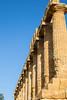Le colonne di Giunone (silvio azzaro) Tags: tempio giunone greco agrigento valle dei templi antica grecia sicilia