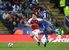 Leicester City v Arsenal - Premier League (Stuart MacFarlane) Tags: englishpremierleague sport soccer clubsoccer soccerleague leicester england unitedkingdom gbr