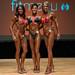 Figure Masters - 2nd Janelle Denton 1st Stefanie Krochak 3rd Edith Lacroix