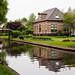 In Giethoorn, Netherlands