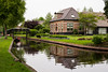 In Giethoorn, Netherlands (romanboed) Tags: leica m 240 summilux 50 europe netherlands holland dutch giethoorn travel architecture house home cottage canal