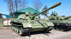 Tank T-55MB (sirgunho) Tags: preserved minsk belarus loshany stalin line museum линия сталина tank t55mb soviet union army air force red forces world war two lenin communism nato gun armoured vehicle car missile diggers enginering