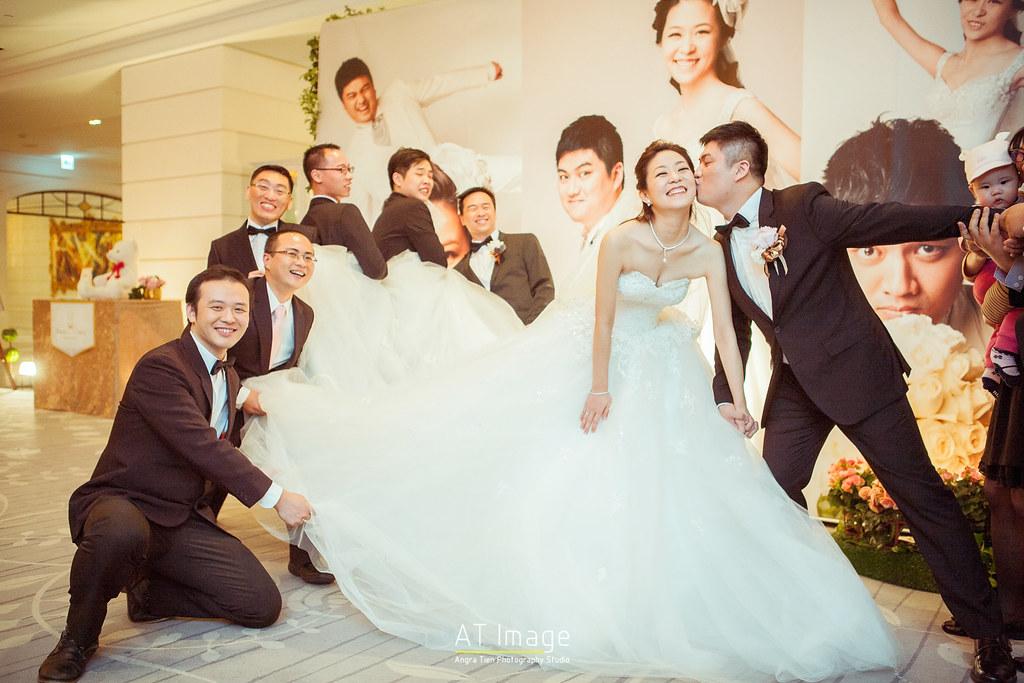 <婚攝> Shawn & Claire / 文華東方酒店 Mandarin Oriental
