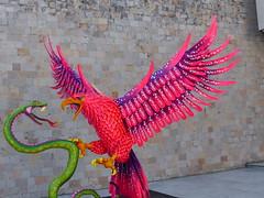 Quetzacoatl (gerrygoal2008) Tags: serpent plumes legende mexico serpiente emplumada quetzalcoatl anthopologica museo museum maya