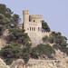 Castillo d´en Plaja, Lloret de Mar, Gerona, España