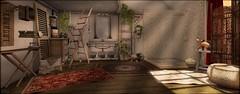 snap312 (Ella SL) Tags: bathroom sink shower oriental elephant rugs illuminate salacity