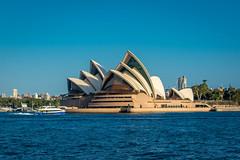 The Sydney Opera House (Scottmh) Tags: 2018 sydney architecture australia autumn building d7100 house new nikon shells south walesopera water