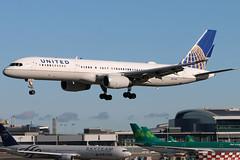 N17105_02 (GH@BHD) Tags: n17105 boeing 757 752 757200 b752 b757 ua ual unitedairlines dub eidw dublinairport dublininternationalairport dublin airliner aircraft aviation