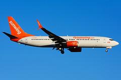 C-FPRP (Sunwing Airlines) (Steelhead 2010) Tags: creg cfprp sunwingairlines boeing b737 b737800 yyz