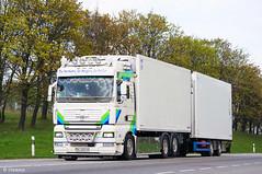 MAN TGA 26.440 XXL (UA) (almostkenny) Tags: lkw truck camion ciężarówka man tga xxl drawbar tandem ua ukraine bc bc1223ch