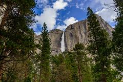 Upper Yosemite Fall (Tom Chow | Photography) Tags: yosemitefalls holidays yosemitenationalpark california2018 yosemitevalley california unitedstates us