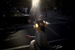Japan, Light & Flare (Edas Wong) Tags: contemporary edaswong streetphotographer streetphotography hongkong surreal snapshot