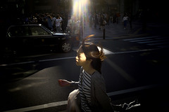Japan, Light & Flare by Edas Wong -
