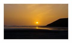 """""""Amon Râ, Kenafeh & Double Bidule..."""" (The Blue Water Lily's Company) Tags: fdrouet sunset coucherdesoleil bretagne paysage landscape nikon d90 plage beach"""