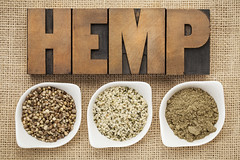 Cannabis Taxation: Does IRC Section 280E Apply to Industrial Hemp? (jodieshazel) Tags: china bowl burlap canvas copyspace dry hemp hemphearts letterpress organic powder protein seed shelled small three topview type typography wood word