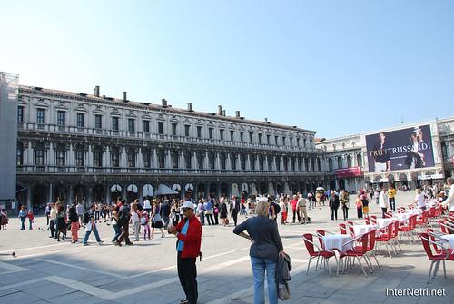Венеція Площа Святого Марко InterNetri Italy 61