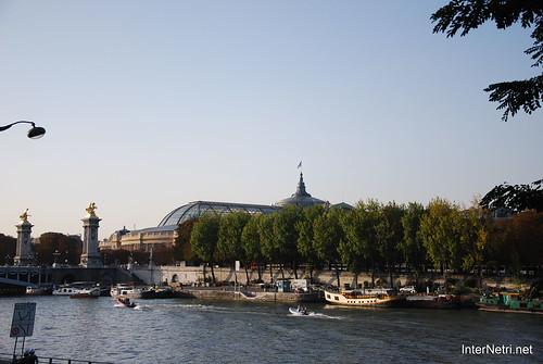 Париж Сена InterNetri  France 123