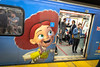 All Aboard! (cookedphotos) Tags: 2018inpictures toronto ontario canada ca ttc subway disney pixar toystory toystory2 jessie aircanada aircanadavacations toystoryland cowgirl toy yell cute window commute commuter streetphotography stgeorge 365project p3652018