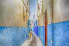 Old Town , Rabat Medina (maios) Tags: nikond7100 nikon d7100 oldtown rabatmedina old town rabat medina morocco maios blue color